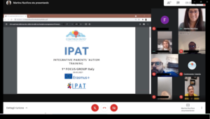 ipat focus group italy 1