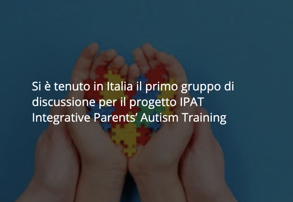 ipat focus group italy 2